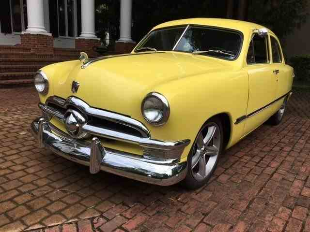 1950 Ford Custom | 997048