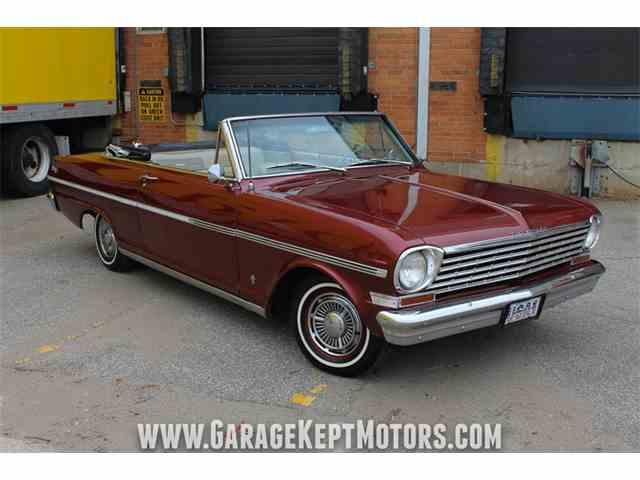 1963 Chevrolet Nova | 997050