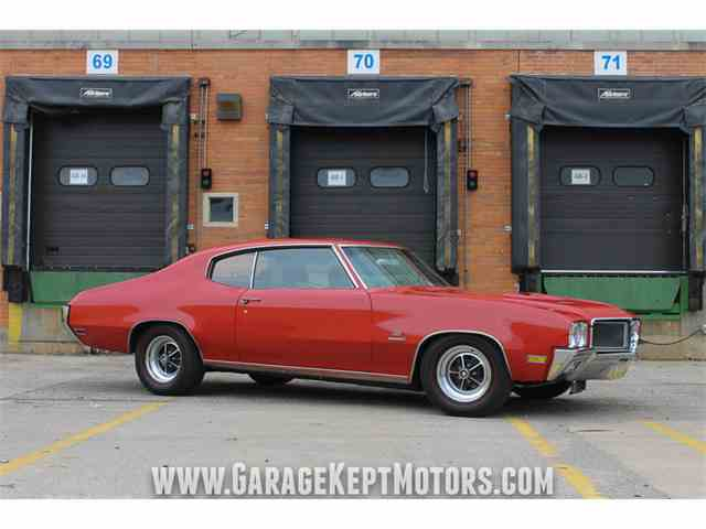 1970 Buick GS 455 Stage 1 | 997051