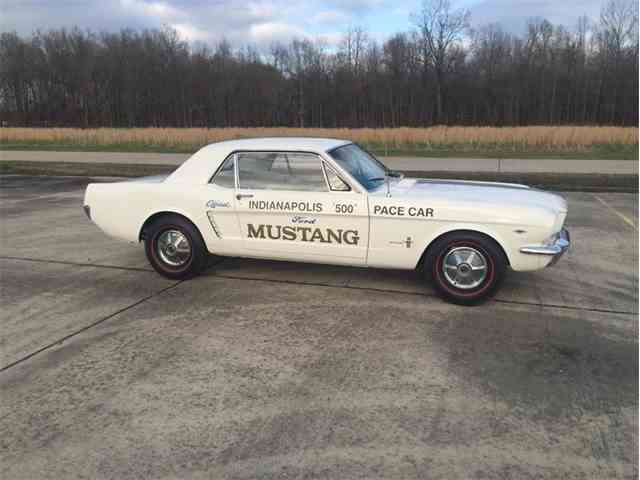 1965 Ford Mustang Indianapolis 500 Pace Car Replica | 997056