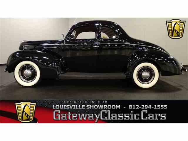 1939 Ford 5-Window Coupe | 997062