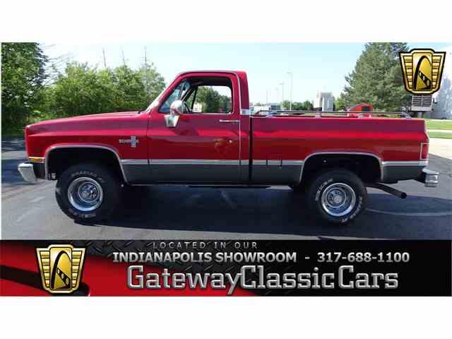1987 Chevrolet C/K 10 | 997065