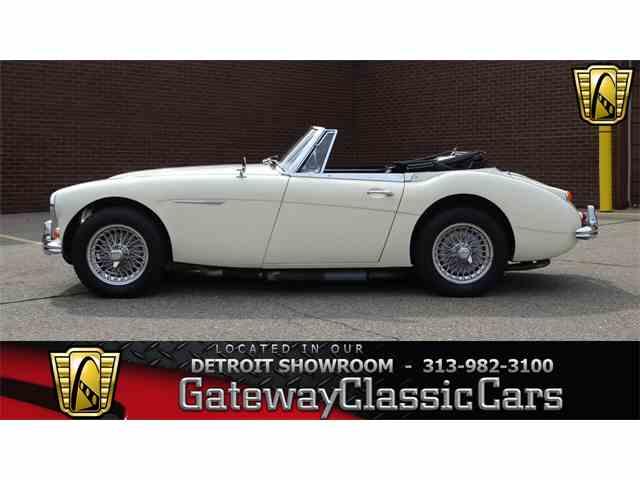 1966 Austin Healey 3000 MK III BJ8 | 997066