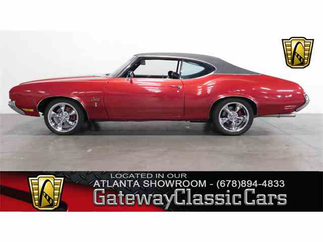 1970 Oldsmobile Cutlass | 997067