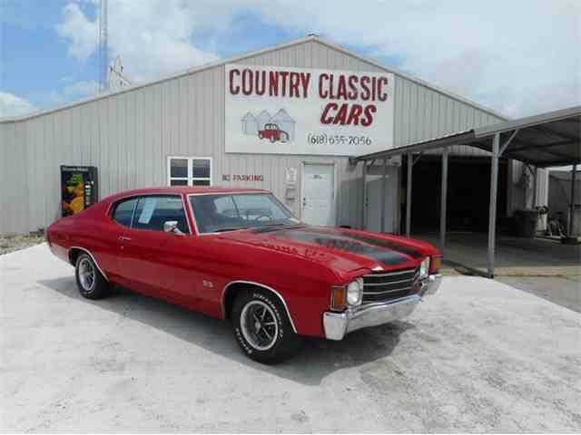 1971 Chevrolet Malibu | 997076