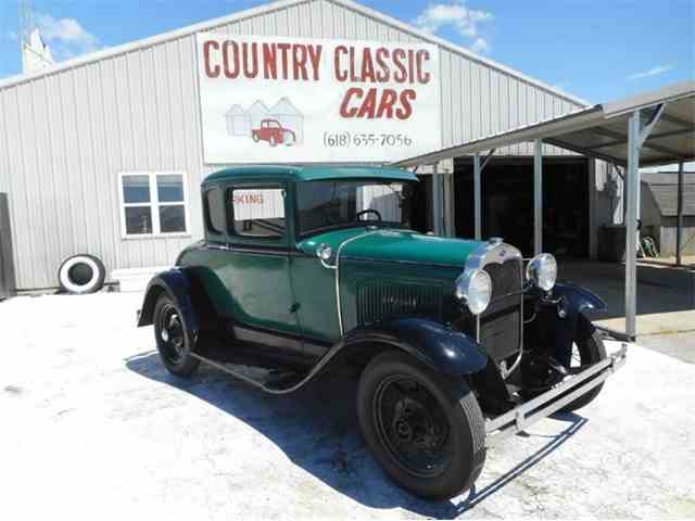 1930 Ford Model A | 997077
