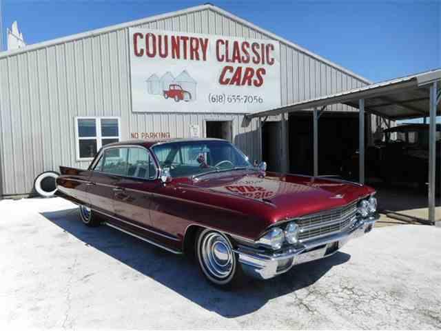 1962 Cadillac Series 62 | 997081