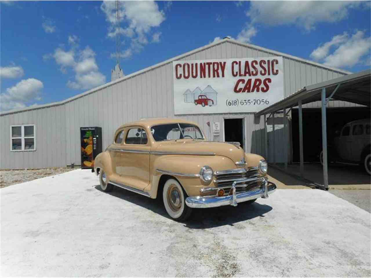 1948 Plymouth Special Deluxe for Sale - CC-997084