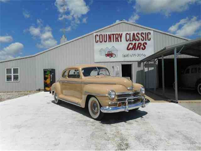 1948 Plymouth Special Deluxe | 997084