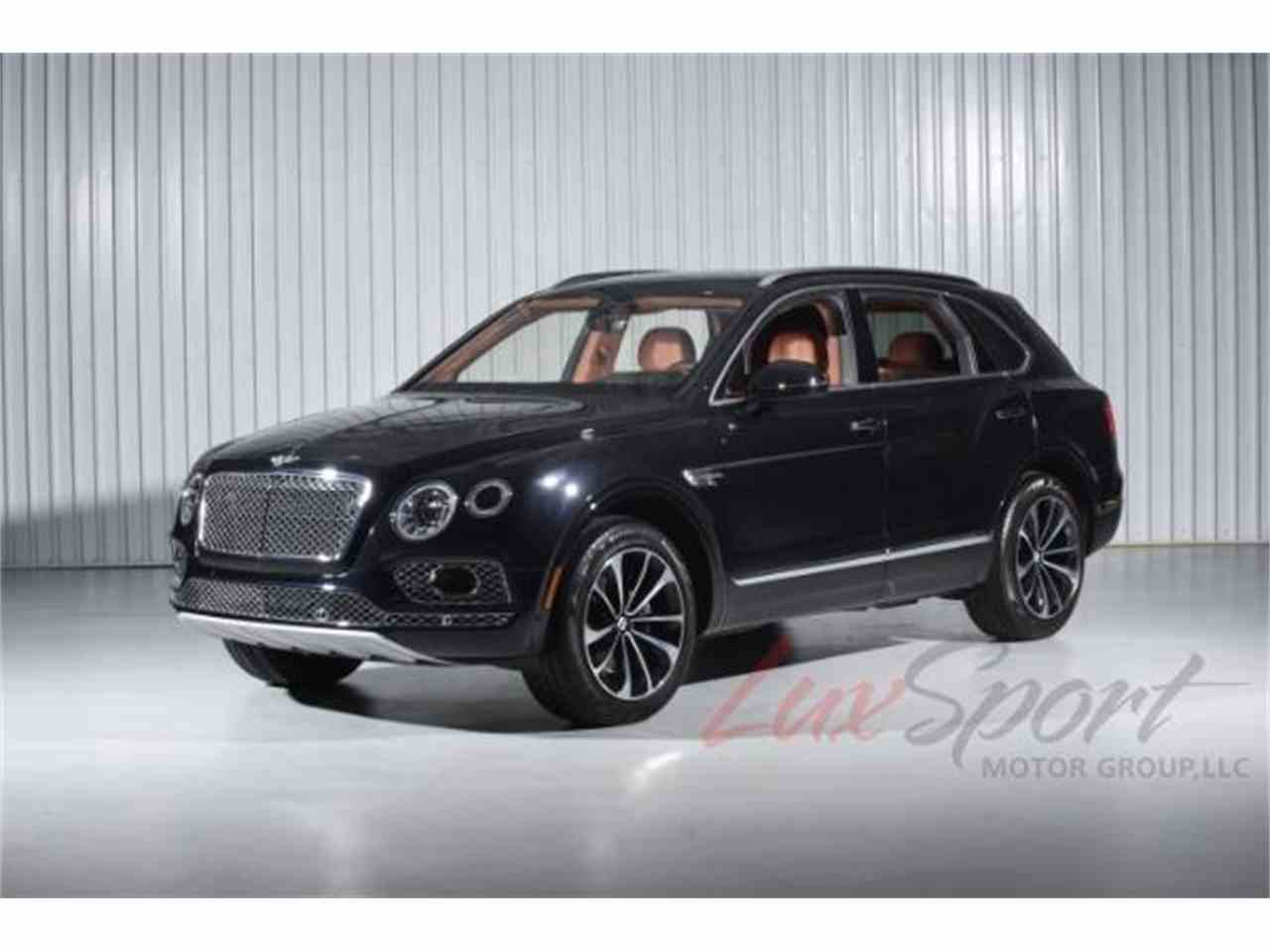 Large Picture of '17 Bentayga - LDCV