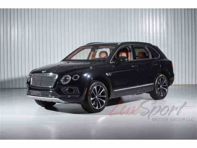 2017 Bentley Bentayga | 997087