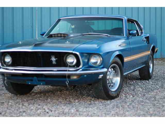 1969 Ford Mustang | 997089