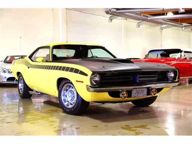 1970 Plymouth Cuda | 997090