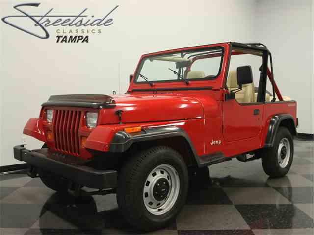 1991 Jeep Wrangler | 997104