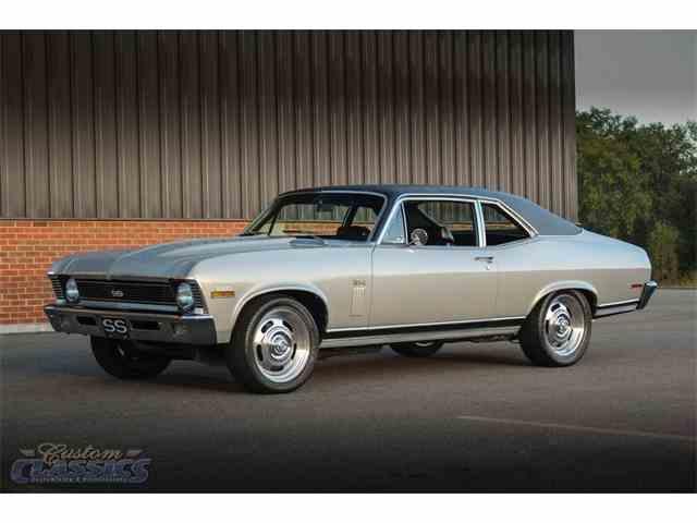 1970 Chevrolet Nova SS | 997107