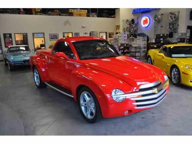 2004 Chevrolet SSR | 997108