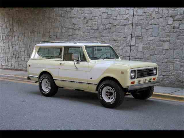 1978 International Harvester Scout II | 997112