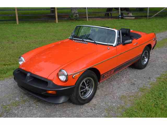 1976 MG MGB | 997126