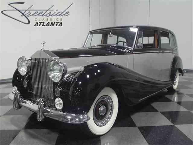 1956 Rolls-Royce Silver Wraith | 997127