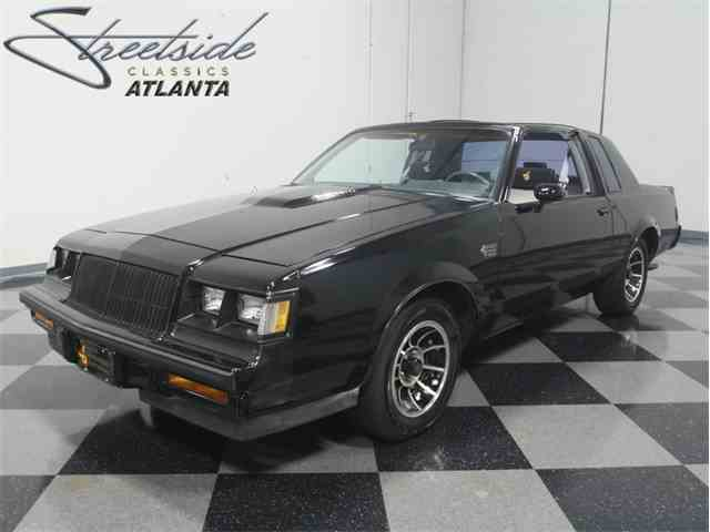 1987 Buick Grand National | 997130