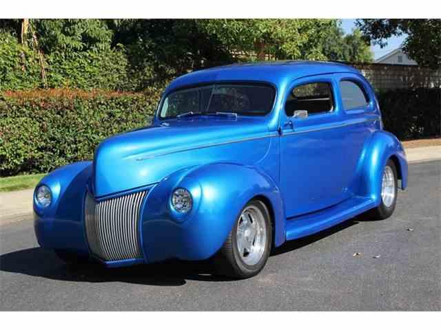 1939 Ford 2-Dr Sedan | 997134
