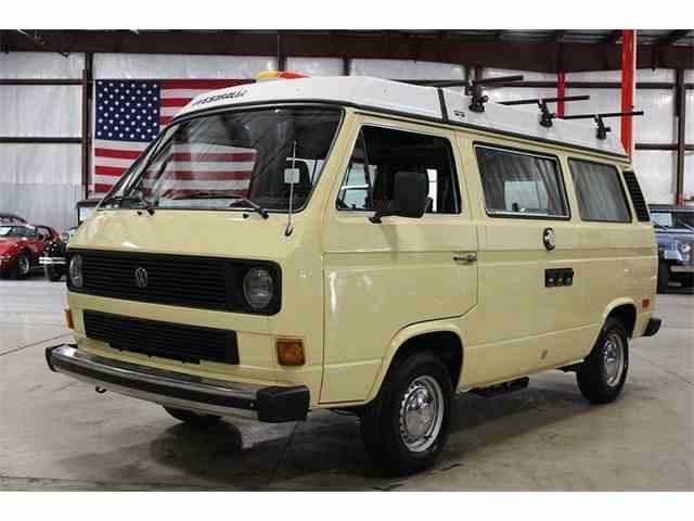 1983 Volkswagen Vanagon L | 997135