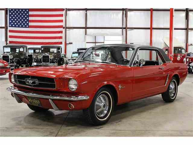 1965 Ford Mustang | 997140