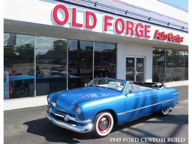 1949 Ford Convertible | 997147