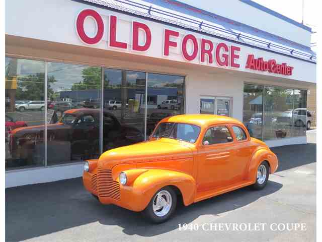1940 Chevrolet 5-Window Coupe | 997148