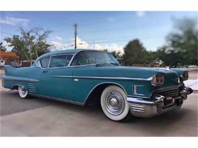 1958 Cadillac Coupe DeVille | 997151