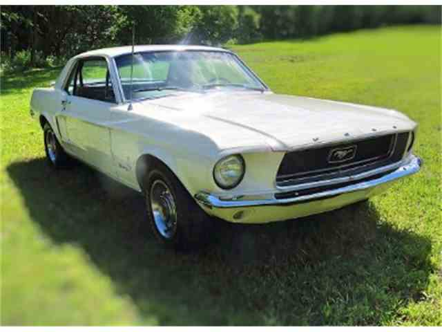 1968 Ford Mustang | 997153