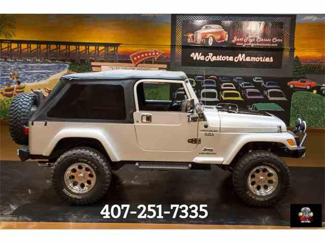 2001 Jeep Wrangler | 997154