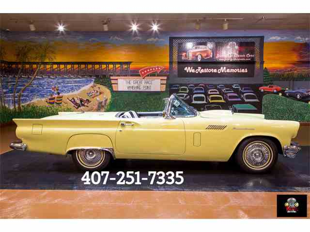 1957 Ford Thunderbird | 997155