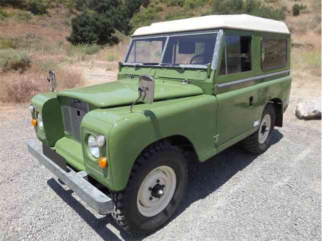 1980 Land Rover Defender | 997163