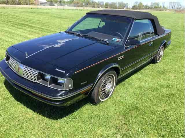 1985 Oldsmobile Cutless ciera conv | 997165