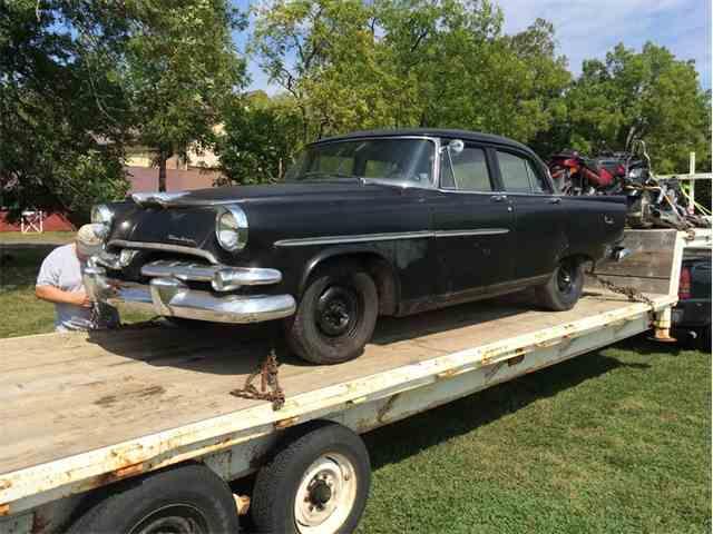 1956 Dodge 4 dr sdn blk | 997167