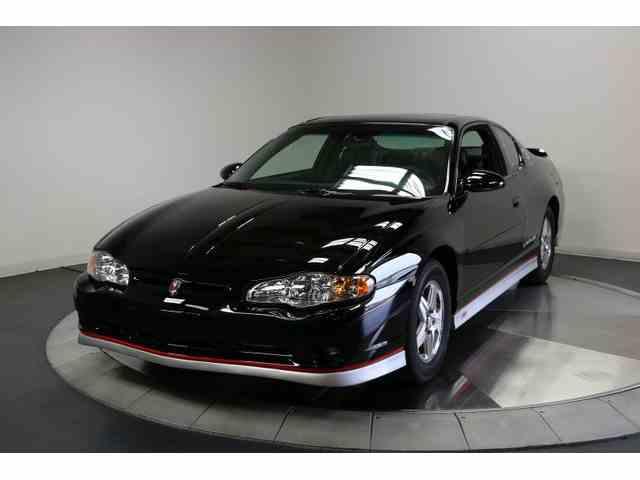 2002 Chevrolet Monte Carlo | 997172