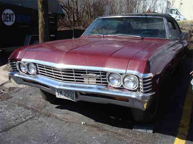 1967 Chevrolet Impala | 997175
