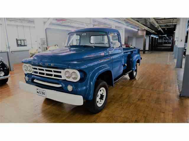 1959 Dodge Power Wagon | 997180