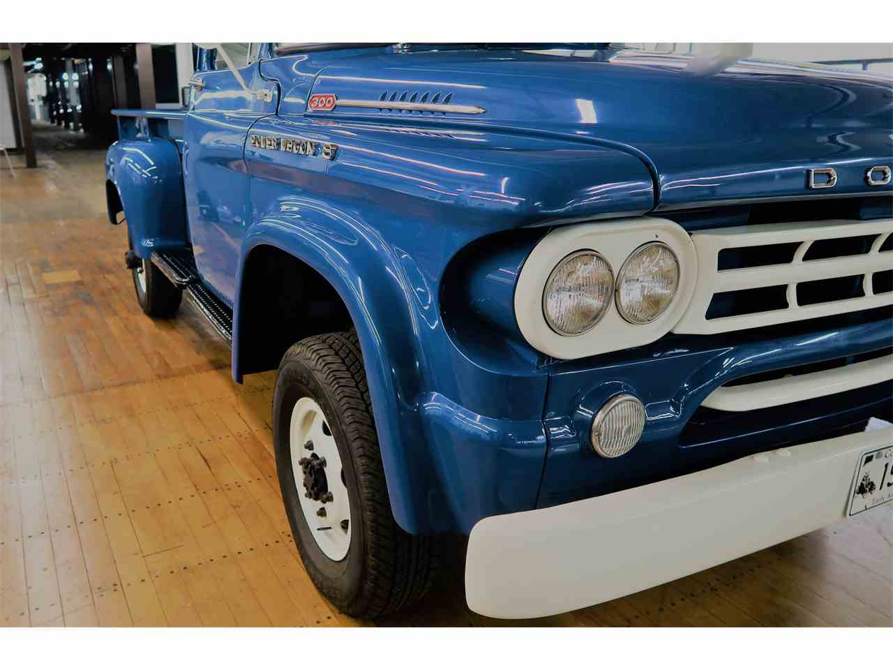 Large Picture of '59 Power Wagon - LDFG