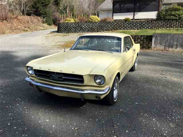 1965 Ford Mustang | 997181