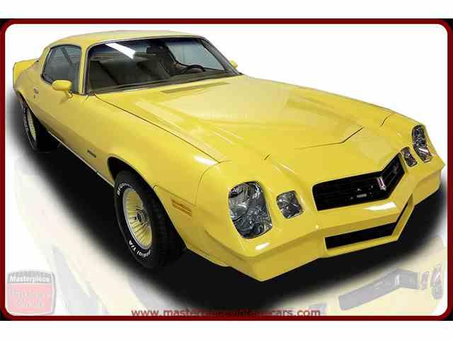 1978 Chevrolet Camaro | 997184