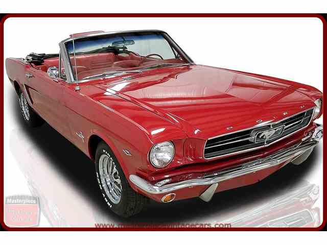 1965 Ford Mustang | 997187