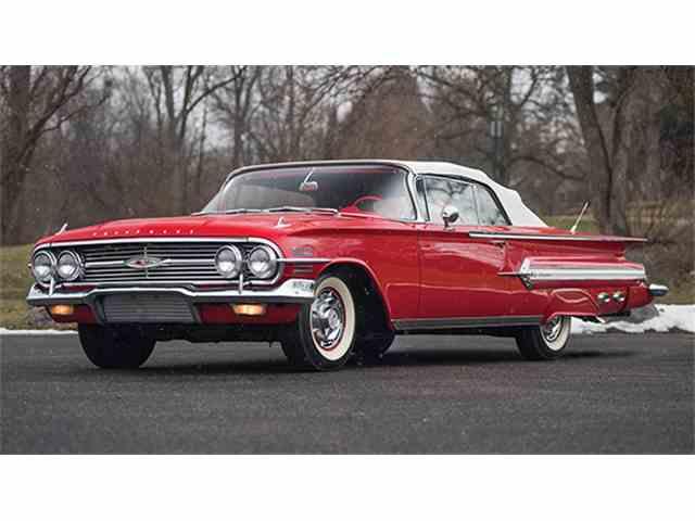 1960 Chevrolet Impala   997190