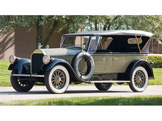 1928 Pierce-Arrow Model 36 Seven-Passenger Touring | 997192