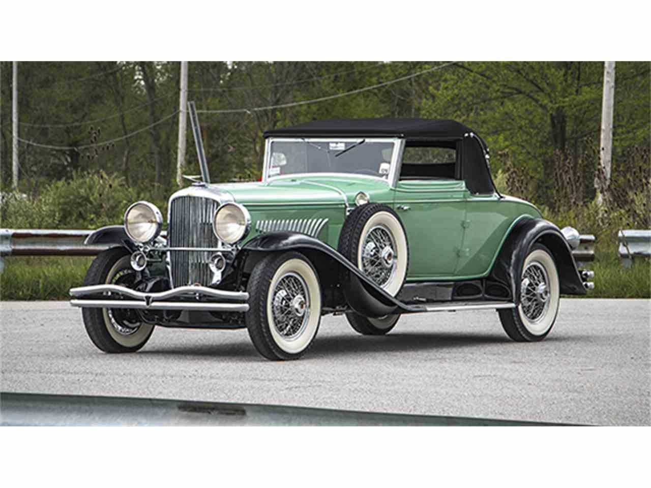 1929 デュッセンバーグ モデルJ