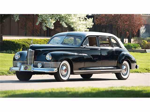 1947 Packard Custom Super Clipper Seven-Passenger Sedan | 997194