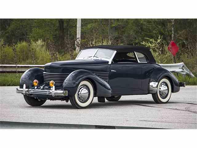 1937 Cord Phaeton   997195
