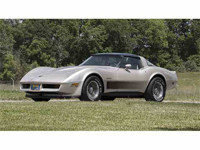 1982 Chevrolet Corvette Collector Edition | 997197