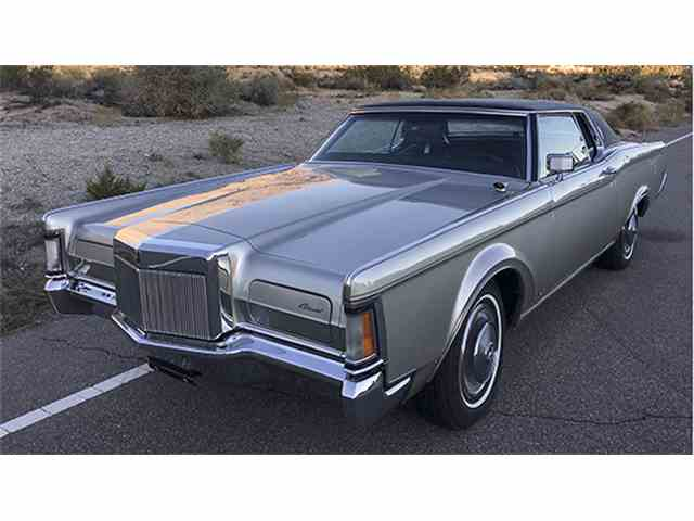 1971 Lincoln Continental Mark III | 997204